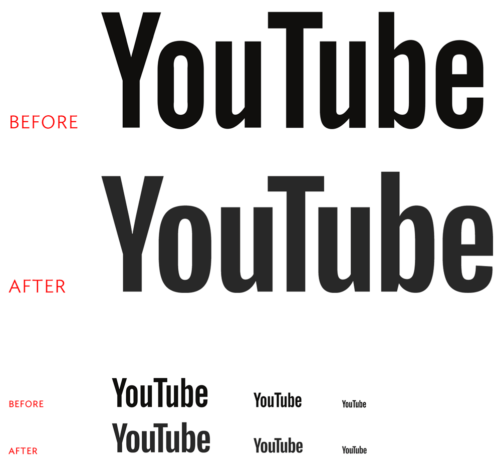 YouTube Brand Identity Spotlight