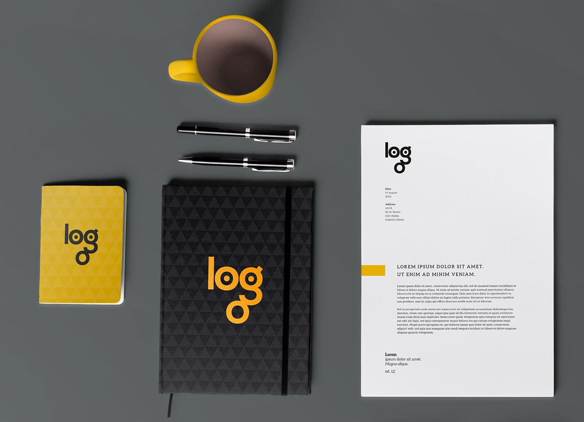 Logo Brand Identity Spotlight