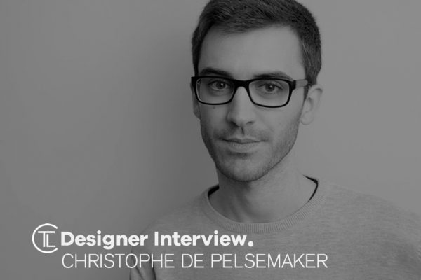 Designer Interview With Christophe De Pelsemaker