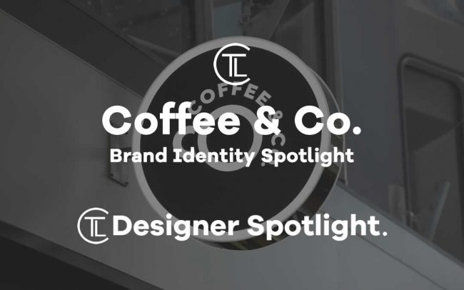 Coffee & Co. Brand Identity Spotlight