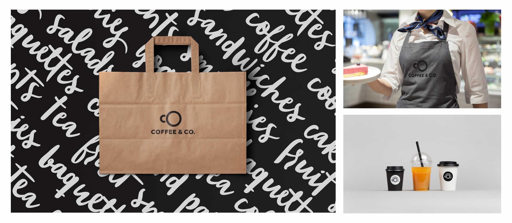 Coffee & Co. Brand Identity Spotlight