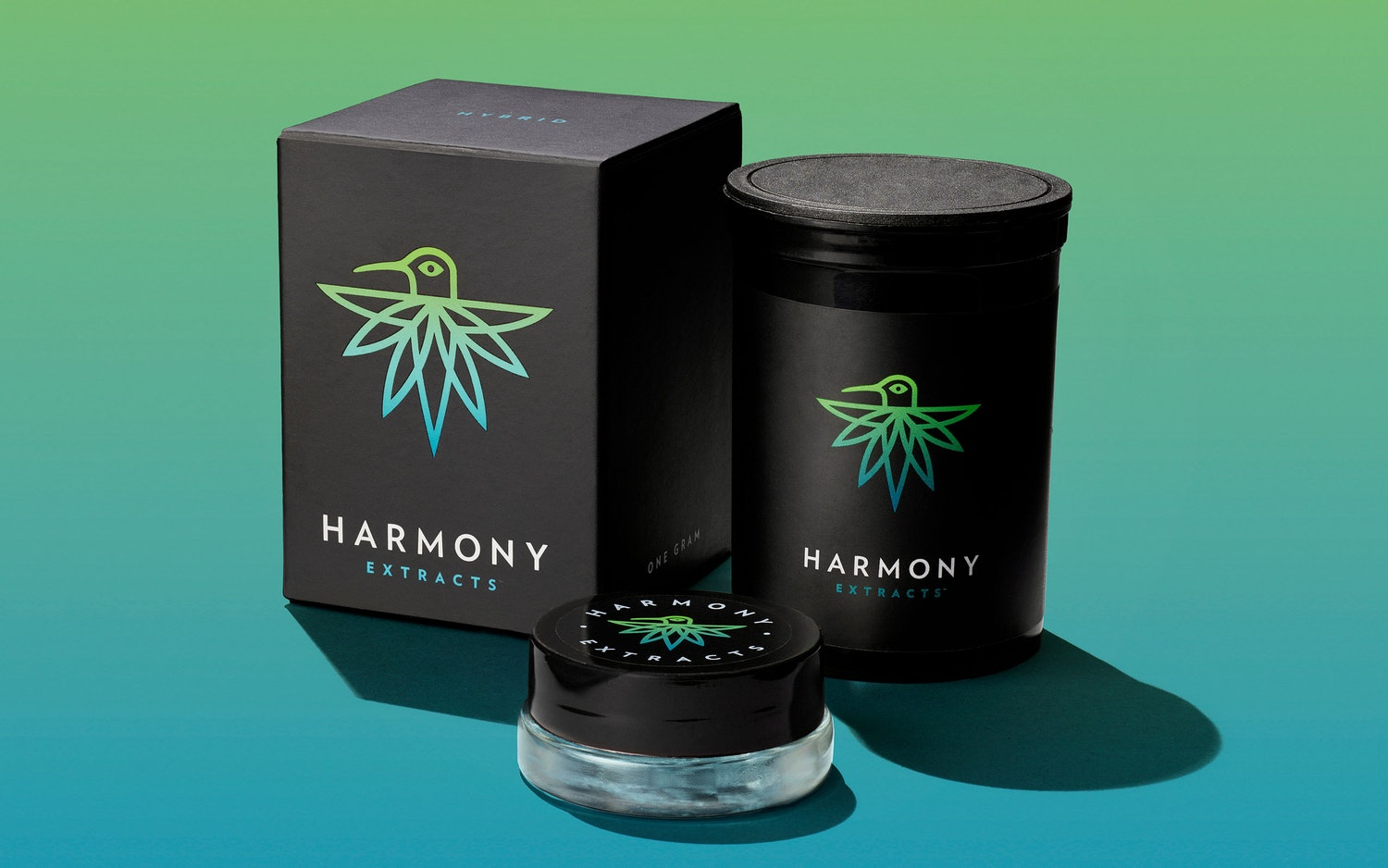 Harmony Extracts Brand Identity Spotlight