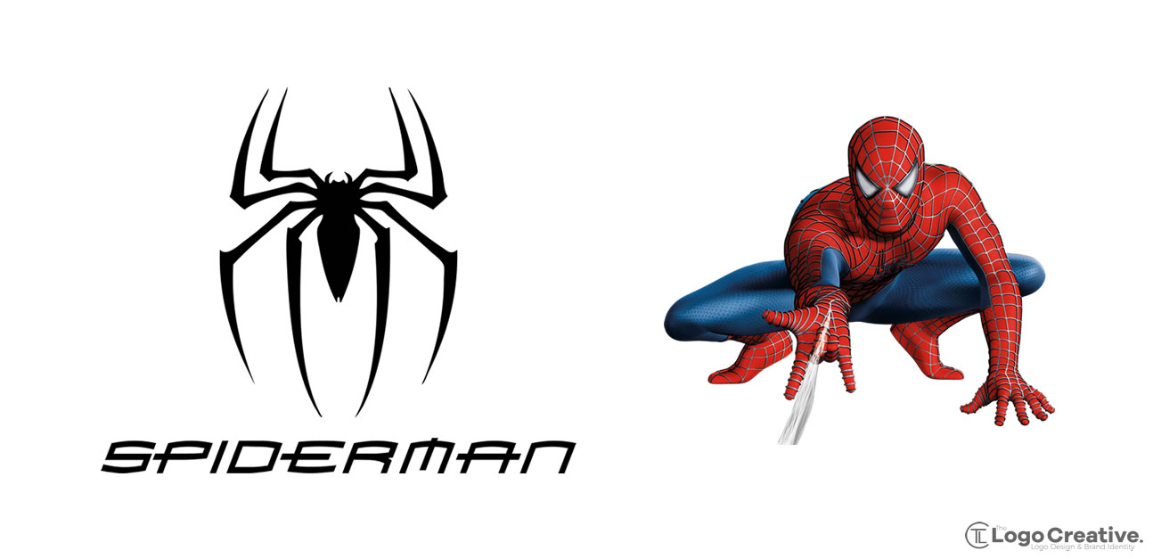 Superhero Logos and Symbols