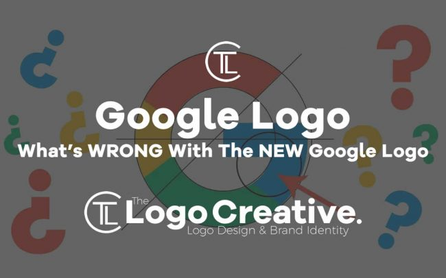 What's WRONG With The NEW Google Logo