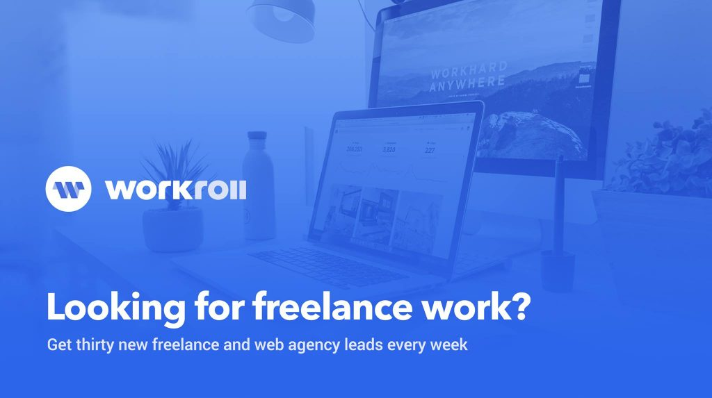 Workroll - Get freelance leads and enquiries