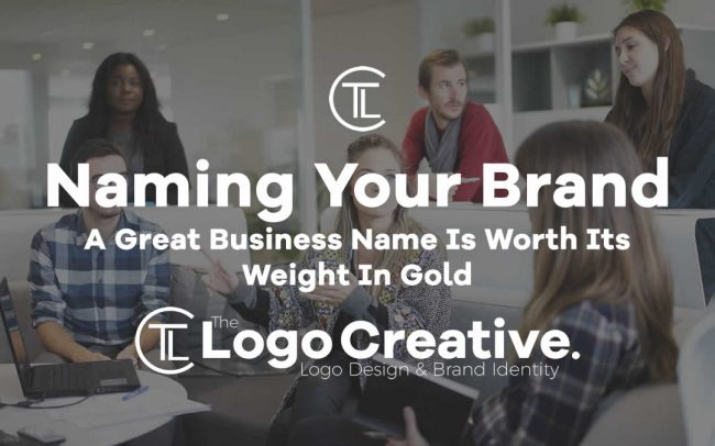 A Great Business Name Is Worth Its Weight In Gold