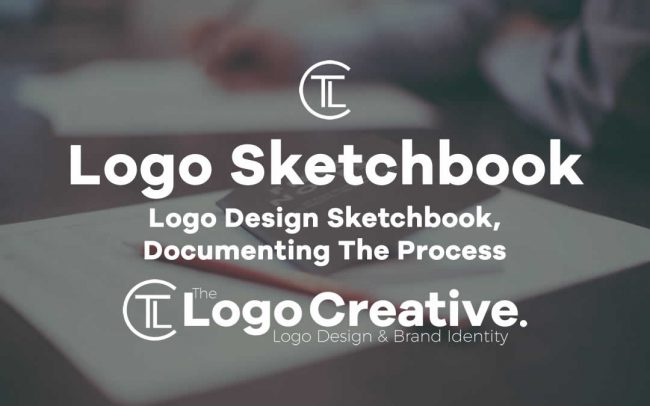 Logo Design Sketchbook, Documenting The Process
