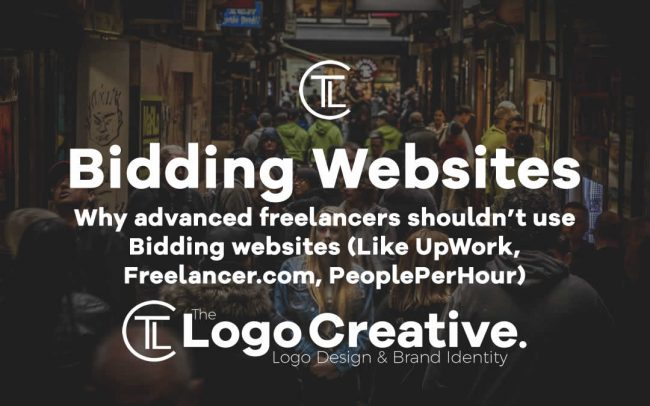 Why advanced freelancers shouldn't use Bidding websites (Like UpWork, Freelancer.com, PeoplePerHour)
