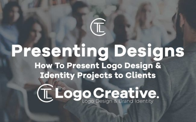 How To Present Logo Design and Identity Projects to Clients