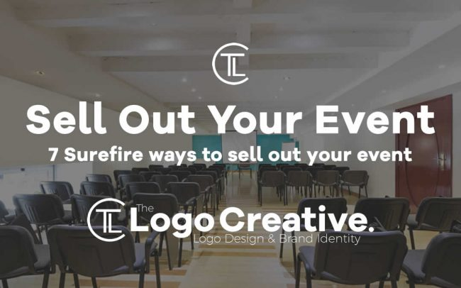 7 Surefire ways to sell out your event