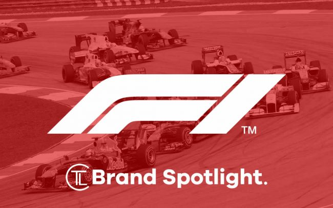 F1 Brand Spotlight - The Logo Creative