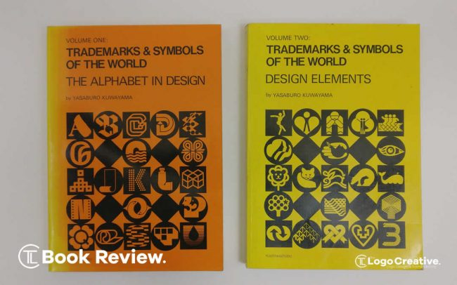 Trademarks & Symbols of The World. Volume 1 & 2 by Yasaburo Kuwayama