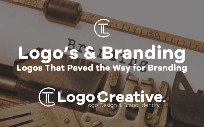 Logos That Paved the Way for Branding