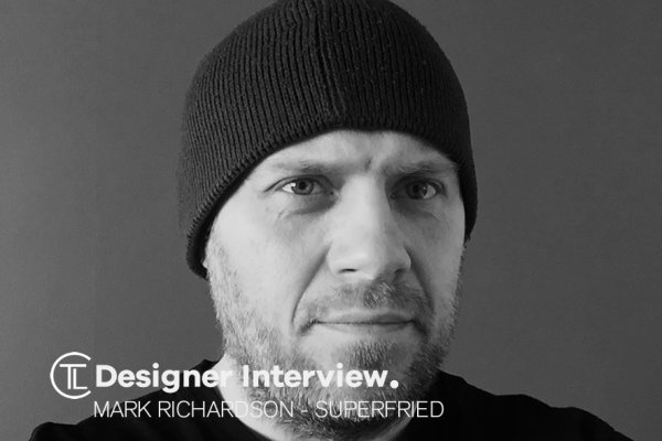Mark Richardson - Superfried Designer Interview.