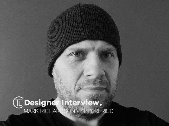 Mark Richardson - Superfried Designer Interview.