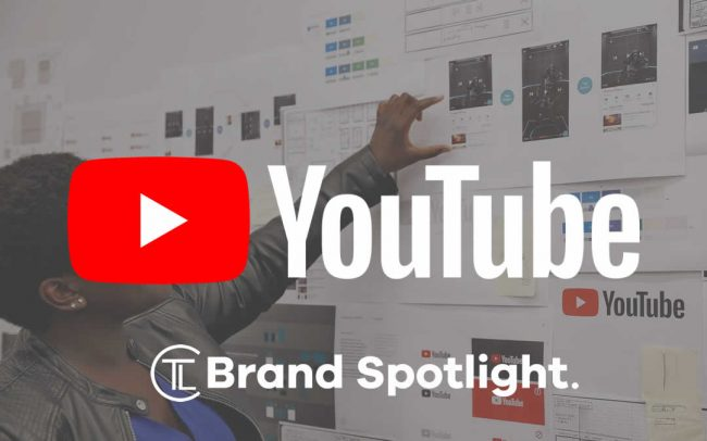 Youtube Brand Spotlight - The Logo Creative