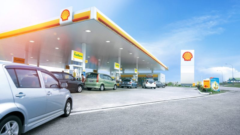 Famous Logos – Shell