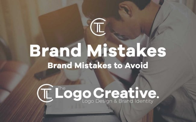 Brand Mistakes to Avoid