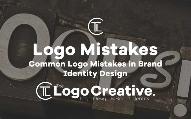 Common Logo Mistakes in Brand Identity Design
