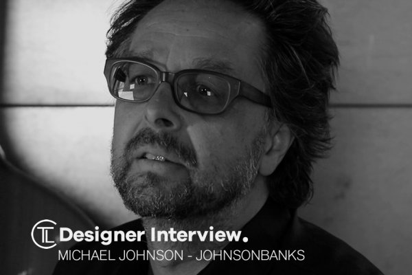 MIchael Johnson - JohnsonBanks Designer Interview