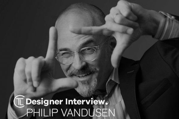 Philip VanDusen Designer Interview.