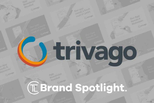 Trivago Brand Spotlight - The Logo Creative