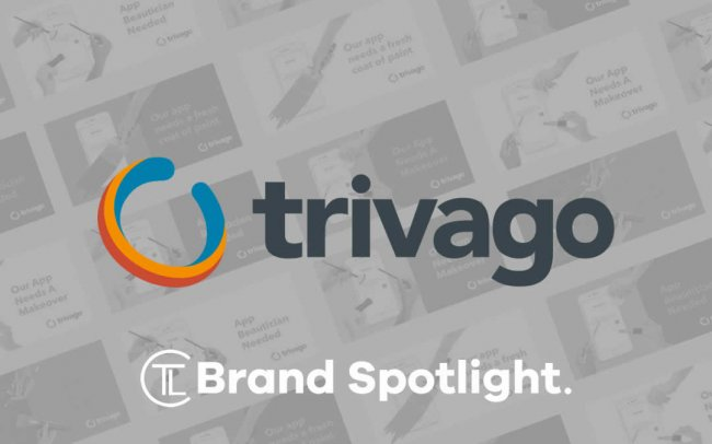 Trivago Brand Spotlight - The Logo Creative