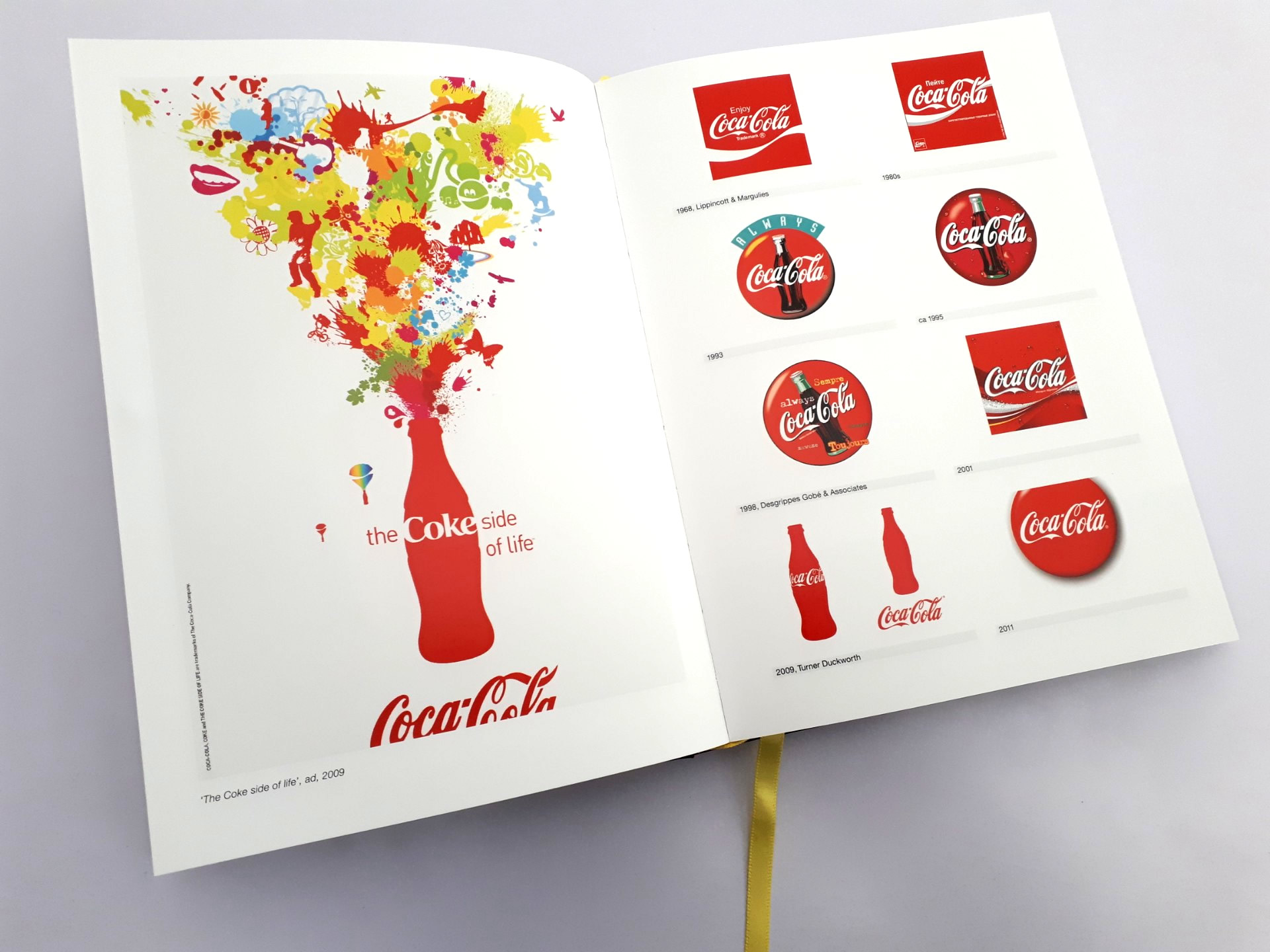 Logo Life Life Histories of 100 Famous Logos