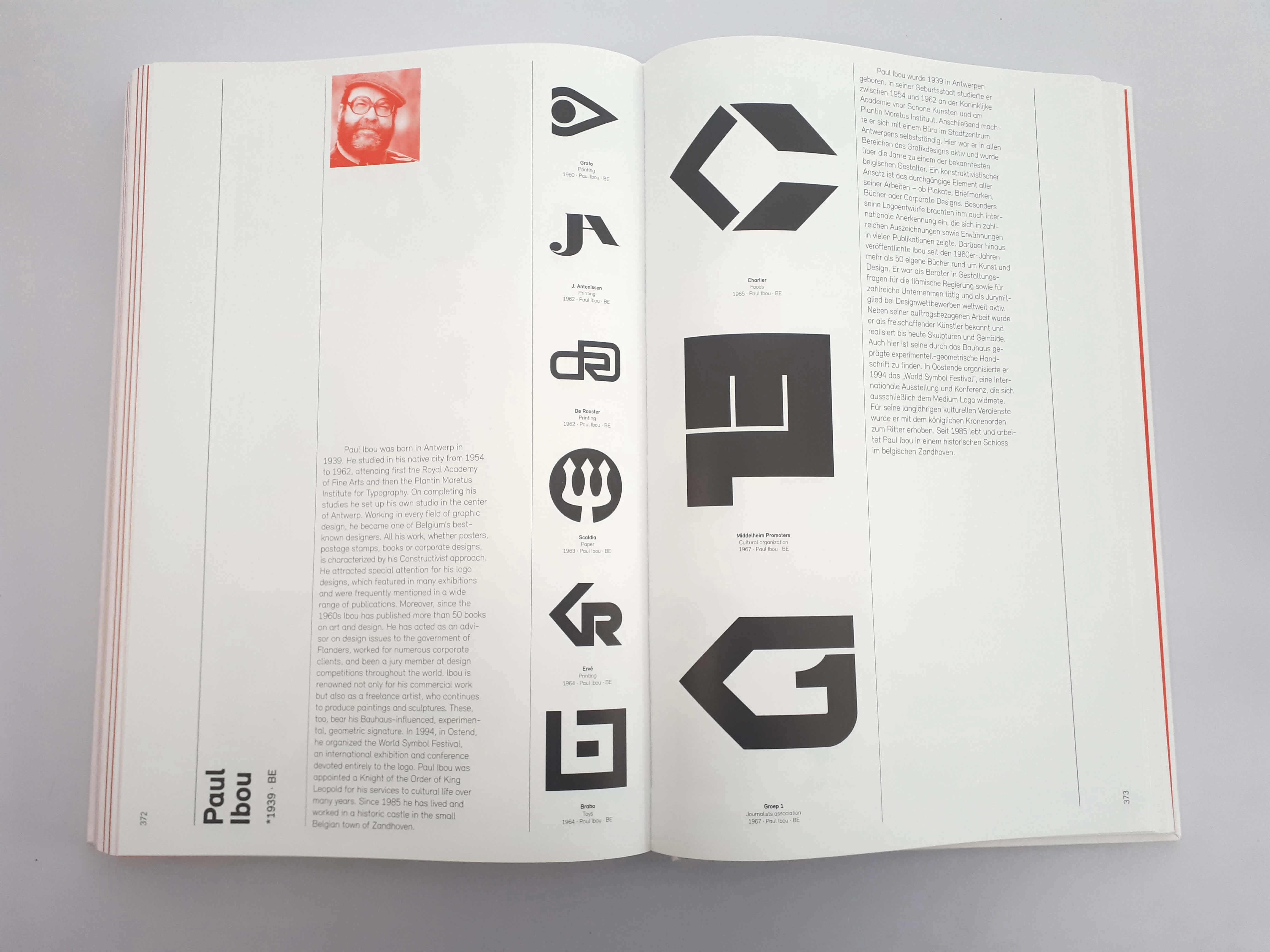 Logo Modernism by Jens Müller and Julius Wiedemann