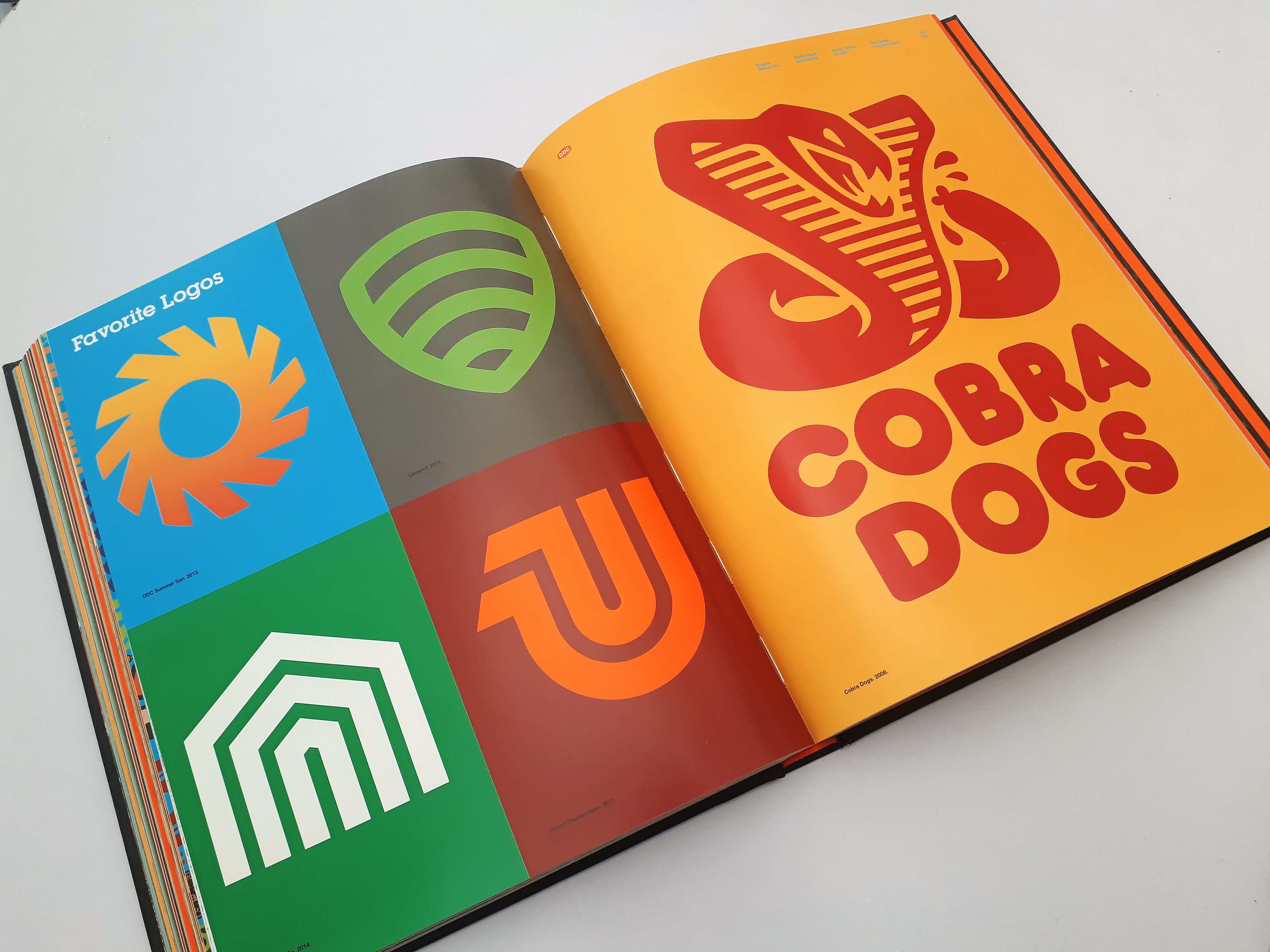 Draplin Design Co. Pretty Much Everything by Aaron James Draplin