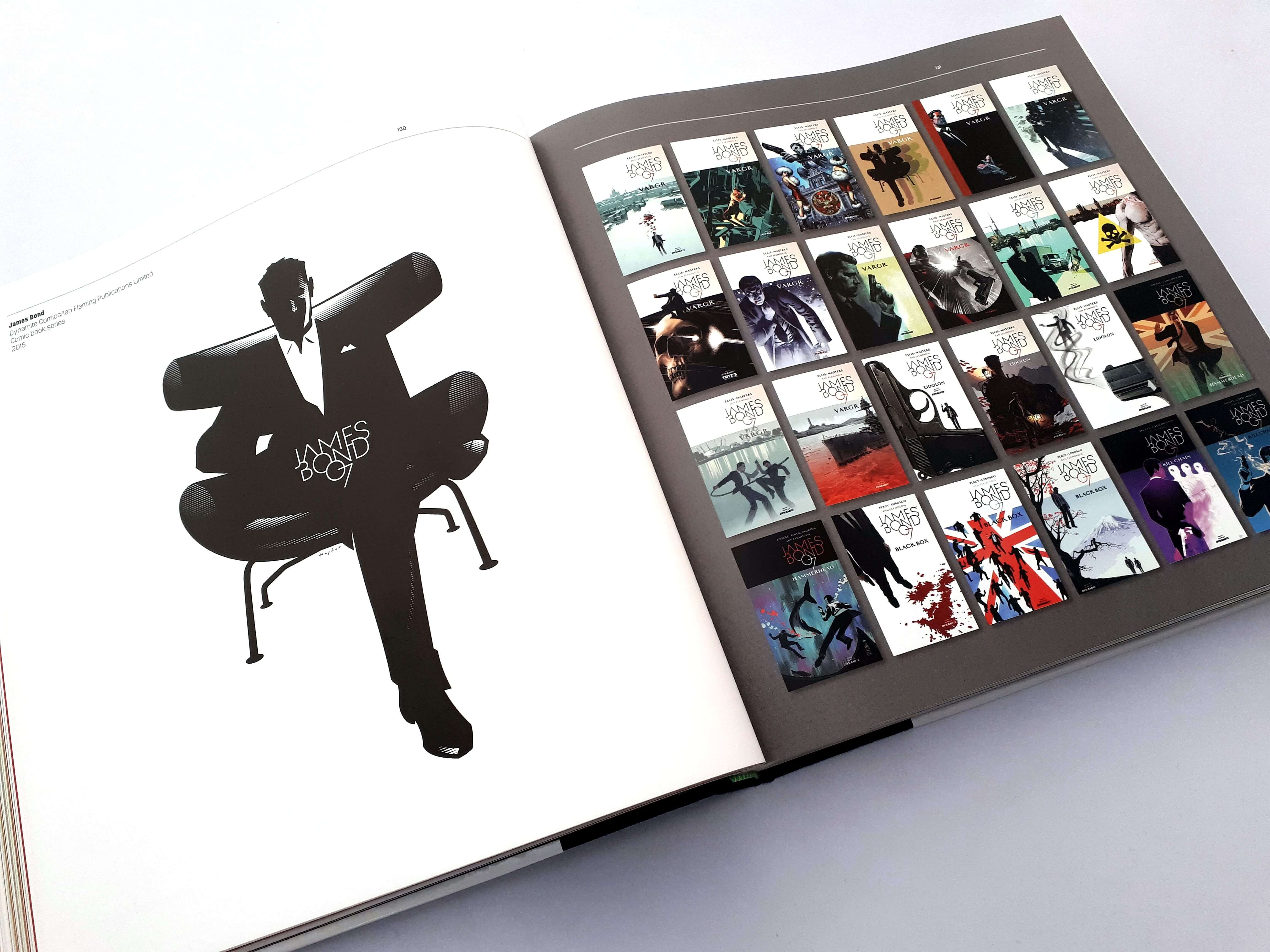 Logo-a-gogo By Rian Hughes