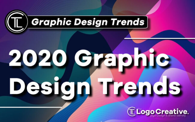 2020 Graphic Design Trends