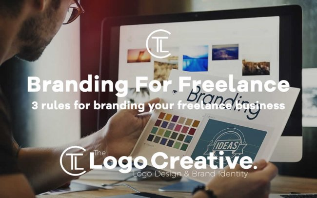 3 rules for branding your freelance business