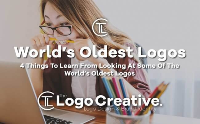 4 Things To Learn From Looking At Some Of The World's Oldest Logos