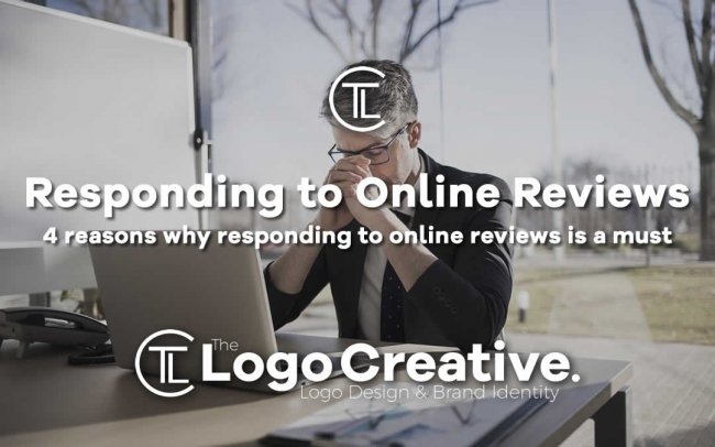4 reasons why responding to online reviews is a must