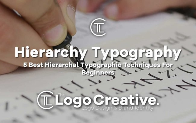 5 Best Hierarchal Typographic Techniques For Beginners