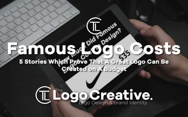 5 Stories Which Prove That A Great Logo Can Be Created on A Budget