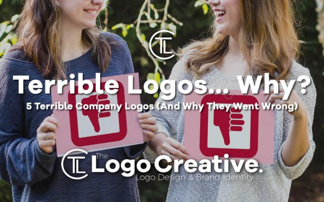 5 Terrible Company Logos (And Why They Went Wrong)