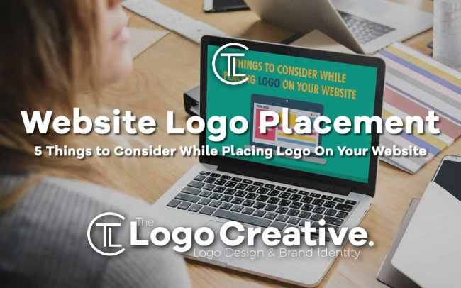5 Things to Consider While Placing Logo On Your Website