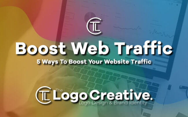 5 Ways To Boost Your Website Traffic