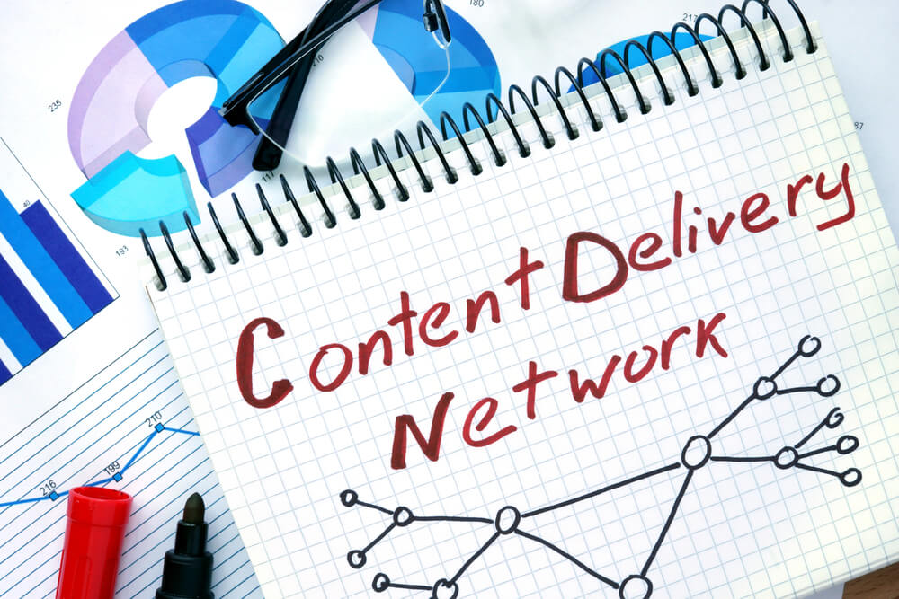 5 Ways To Boost Your Website Traffic - CDN, also known as Content Delivery Network