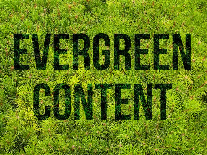 5 Ways To Boost Your Website Traffic - Use Social Media - Evergreen-blog-content