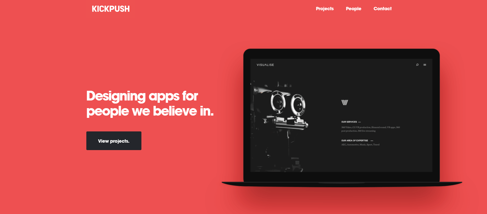 Less is More: Fundamentals of Minimalist Web Design