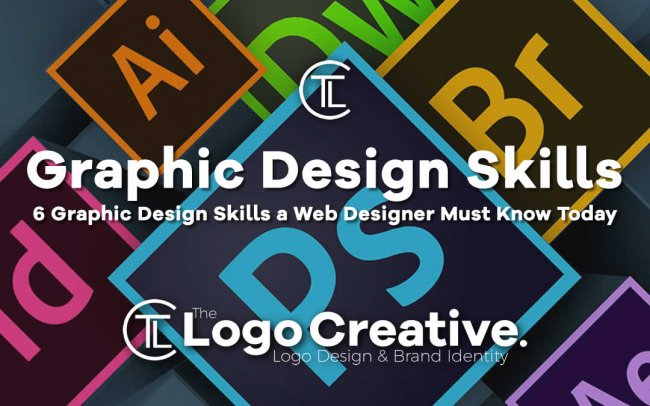 6 Graphic Design Skills a Web Designer Must Know Today