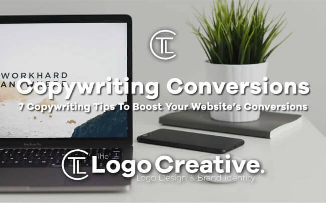7 Copywriting Tips To Boost Your Website's Conversions