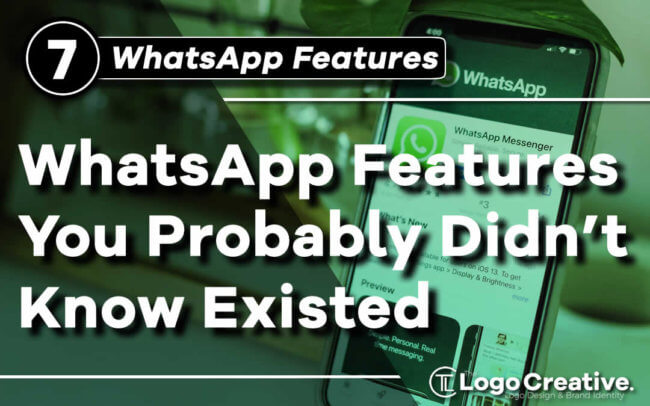 7 WhatsApp Features You Probably Didn't Know Existed