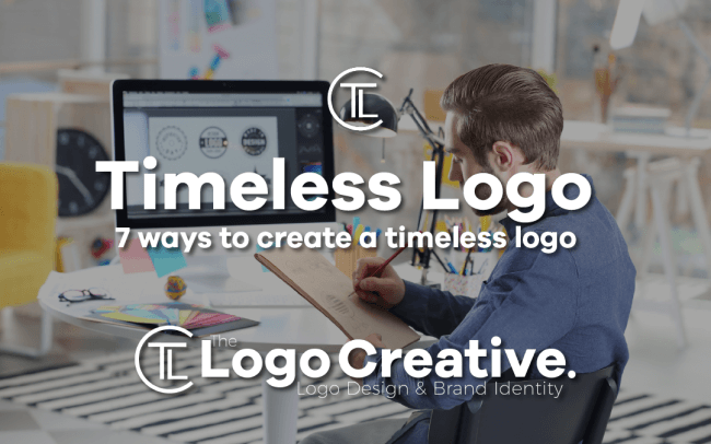 7 ways to create a timeless logo