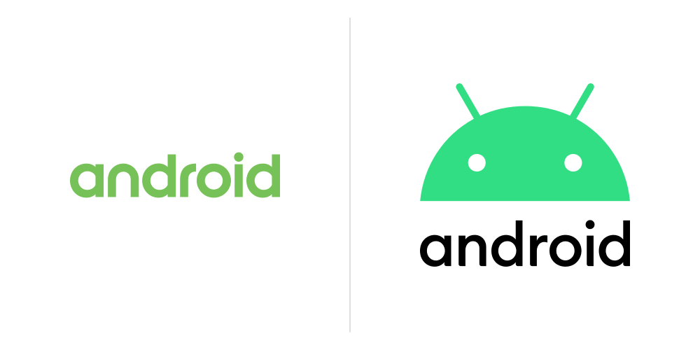 8 Biggest Logo Redesigns of 2019 That You Should Know - Android Logo Design 2019