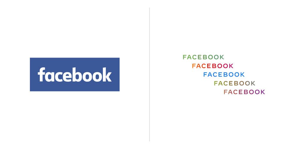 8 Biggest Logo Redesigns of 2019 That You Should Know - Facebook Logo Design 2019