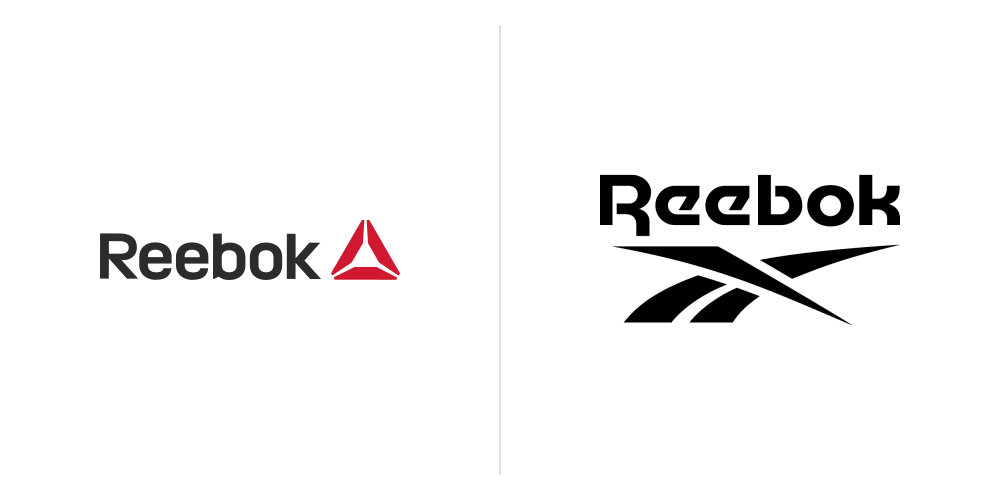 8 Biggest Logo Redesigns of 2019 That You Should Know - Reebok Logo Design 2019